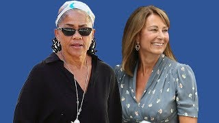 Doria Ragland and Carole Middleton: they have a lot in common