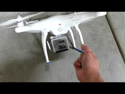 DJI Phanton Compass Calibration Fix