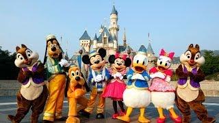2014 Disney Planning DVD - Disneyland [1/2] - Overview, Theme Parks, Downtown Disney, Hotels