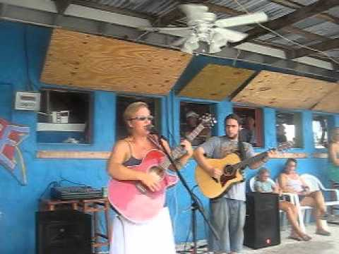 Trailer Park Barbie - Landslide (Benjamin Benefit Bash, Olde Fish House, Pine Island, FL)