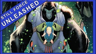 Still Force Unleashed | Justice League #4