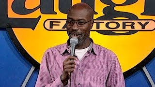Mario Joyner - Compliments (Stand Up Comedy)