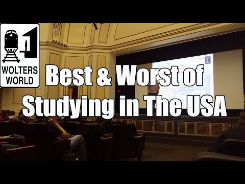Study in America - 5 Things You Will Love & Hate About Studying Abroad in the USA
