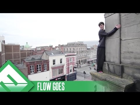 UK Tour - Derby   Flow Goes (ep.26)