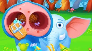 Fun Jungle Animals Care Kids Games – Play & Learn Care Animals Games For Kids By Libii