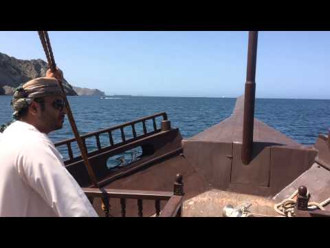 Dhow Cruise Muscat
