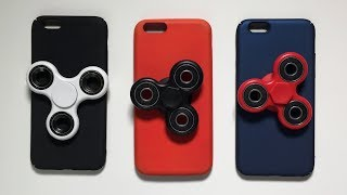 Thermal & Fidget Spinner Case for iPhone!