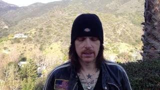 BLACK STAR RIDERS Frontman Checks In From The Studio