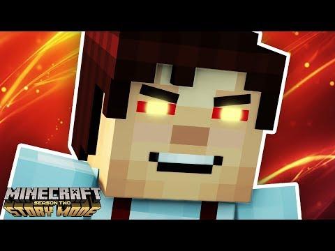 JESSE TURNS EVIL?? (Minecraft Story Mode Season 2 Episode 3)