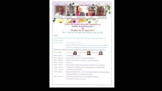 Dabbir invitation for April 9th