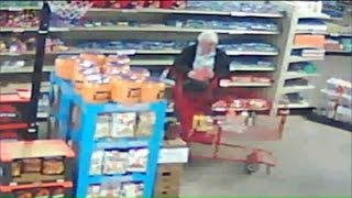 Nun Caught on Camera Stealing $23 of Food and Toiletries: Cops
