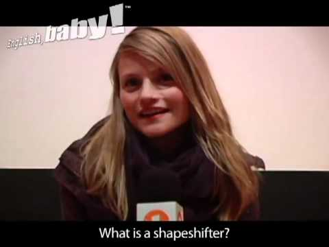 Lindsay Pulsipher Interview and English Lesson