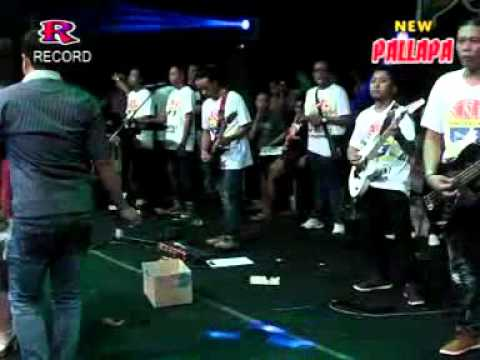 Ngelali Devi Aldiva New Pallapa Live Wates Tanjung Wringin anom Gresik 2015