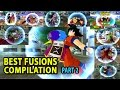 Dragon Ball Best Fusion Compilation PART 2 | BEST DBZ FUSIONS | DBZ Tenkaichi 3 (MOD)