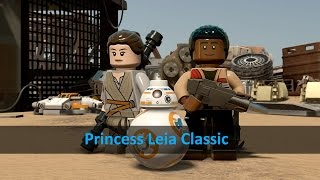 LEGO Star Wars׃ The Force Awakens - Princess Leia Classic