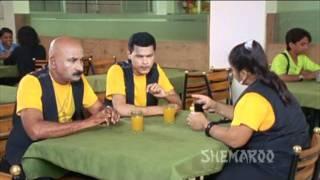 Bhagam Bhag - Bharat Jadhav,Vijay Gokhale & Usha Naik - Superhit Marathi Comedy Movie - 5/12
