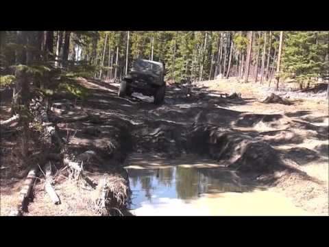 Jeep mudding and having fun #2