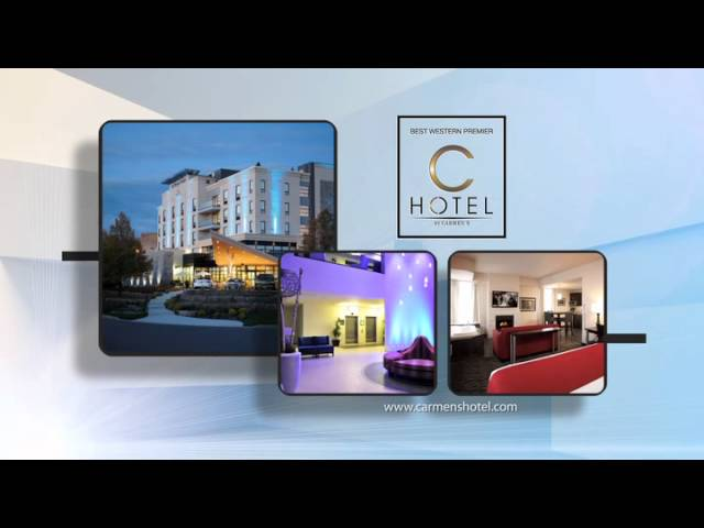 Best Western C-Hotel by Carmens - Summer 2012 TV