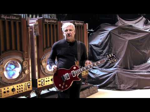 Alex Lifeson Gear Interview: Rush
