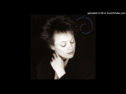 Laurie Anderson - The Dream Before