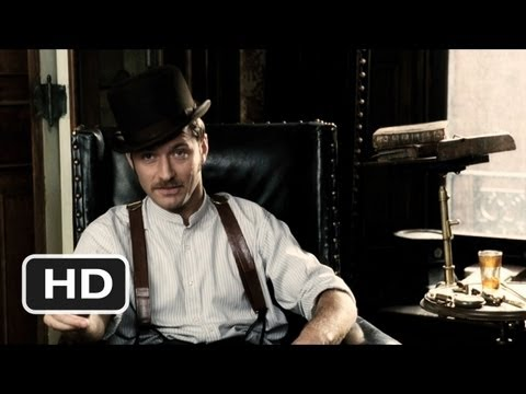 Sherlock Holmes #5 Movie CLIP - A Matter Of Professional Integrity (2009) HD