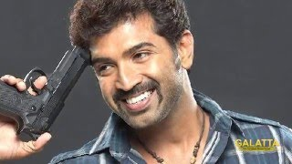 A different attempt from Arun Vijay