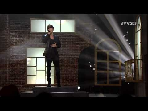 HD | LIVE 121104 Kim Jong Kook - Men Are All Like That @ SBS Inkigayo Comeback Stage