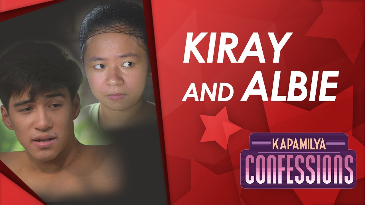 Kapamilya Confessions with Albie and Kiray | YouTube Mobile Livestream