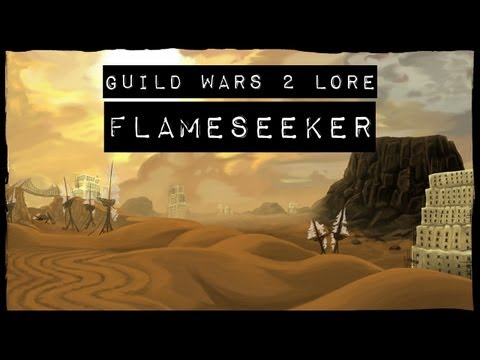Guild Wars 2 Lore: Flameseeker