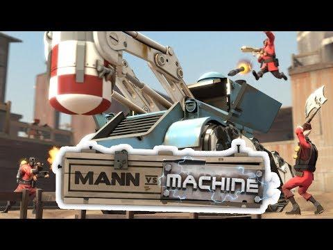 Краткое руководство по MvM   Team Fortress 2