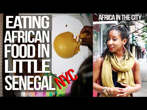 Africa In The City: Eating African Food In Little Senegal, NYC