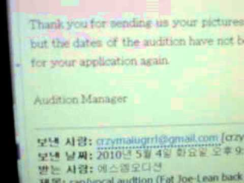 SM entertainment want ME?!?!