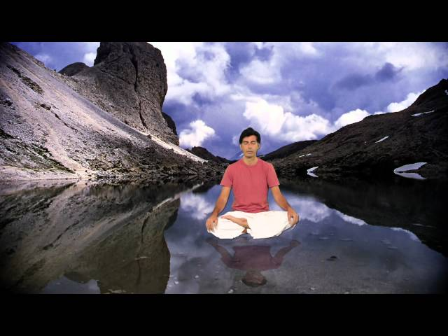 Meditation in a Rock Pool (with Rumi poetry) | The Meditator Ep. 19