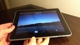 Apple iPad First Generation - 16GB Wi Fi
