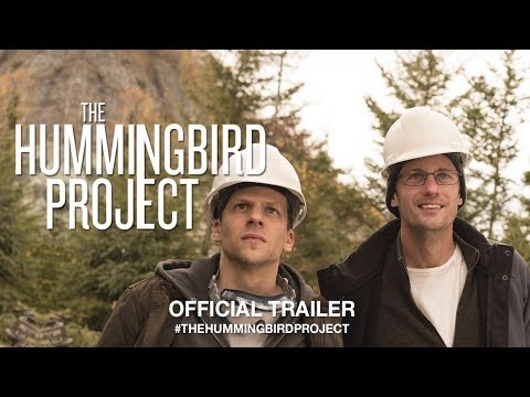 THE HUMMINGBIRD PROJECT (2019)   Official US Trailer HD