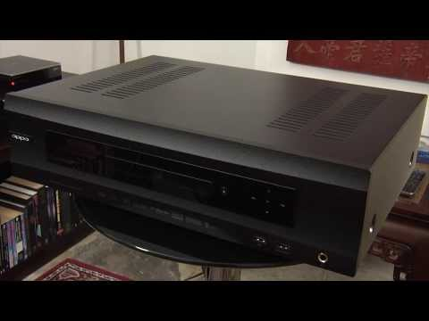 OPPO BDP-105D Blu-ray Player with Darbee processing review
