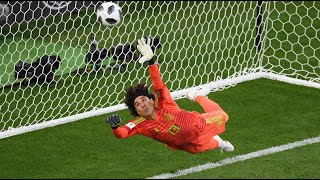 Guillermo Ochoa - Incredible Saves - World Cup 2018 - HD 1080p