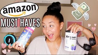 AMAZON THINGS YOU NEED!  WHAT TO BUY ON AMAZON 2018  Page Danielle