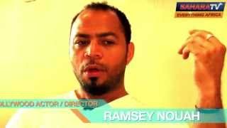 Ramsey Nouah Interview: I Have No University Degree