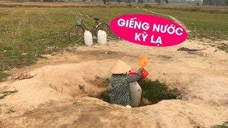 Giếng nước kỳ lạ có một không hai giữa cánh đồng ở vùng đất khát An Giang