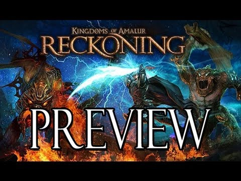 Kingdom of Amalur: Reckoning - IGN Preview
