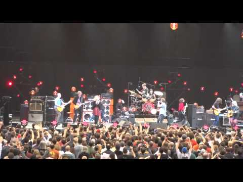 Pearl Jam - Rockin' In The Free World 2013-11-29 Live @ Moda Center, Portland, OR