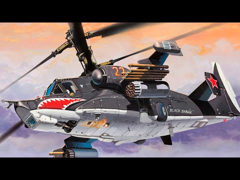Мужской фильм! КА-50 Черная акула - приключенческий боевик