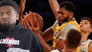 ITS ANTHONY DAVIS TEAM NOW!! Los Angeles Lakers vs Memphis Grizzlies - Full Game Highlights