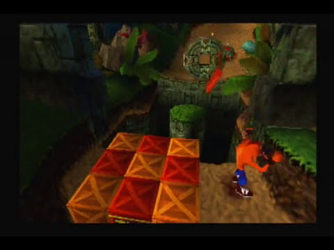 Crash Bandicoot Walkthrough