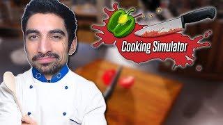 Η σπεσιαλιτέ μου - Cooking Simulator
