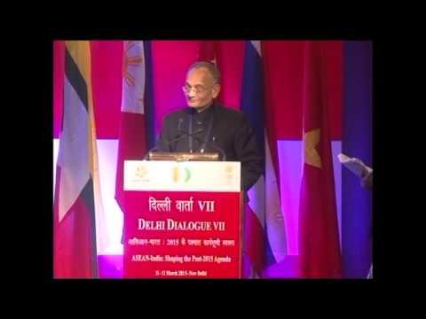 Vote of Thanks Brig. Rumel Dahiya (Retd) at the Delhi Dialogue VII