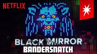 Black Mirror: Bandersnatch | Tech Featurette | Netflix [HD]