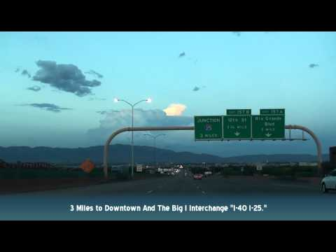 I-40 East Albuquerque, NM