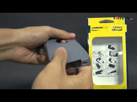 OtterBox™ Commuter Series Case for iPhone 4S Review in HD